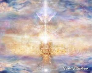 Artist's Rendition of Heaven